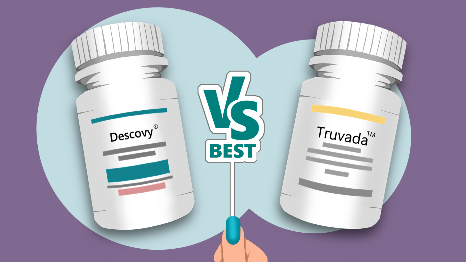 Descovy Vs Truvada Uses Price Difference Side Effects